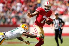 Colin Kaepernick Photos - Green Bay Packers v San Francisco 49ers - Zimbio