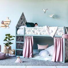 Ikea hack – kura säng – Barnrumsbloggen