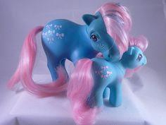 My Little Pony Bow Tie & Baby Bow Tie