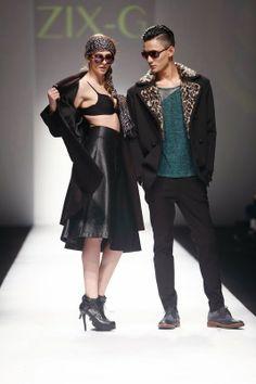 ZIX-G Autumn/Winter 2014   Shanghai Fashion Week