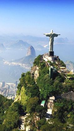 Rio home to many exciting travel destinations (and the world cup of course!) - Rio home to many exciting travel destinations (and the world cup of course!) Rio home to many exciting travel destinations (and the world cup of cours. Places To Travel, Places To See, Travel Destinations, Travel Things, Vacation Places, Vacation Ideas, Popsugar, Brazil Travel, Brazil Vacation