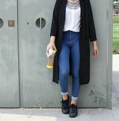 Long cardigans for a smart look – Just Trendy Girls