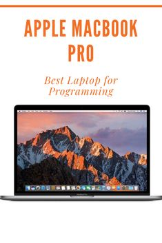 When it comes to Apple, most people go for the brand, isn't it? But if you're a programmer, the MacBook Pro won't just add bling to your life but increase productivity as well and here's how. #laptop #programming #programminglaptops