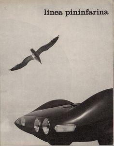Advert For Coach-builder Pininfarina