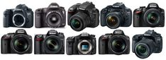 The Top 10 Best DSLR Cameras for Filming Videos - The Wire Realm Best Canon Dslr Camera, Dslr Camera Reviews, Best Dslr, Video Camera, Best Camera, Dslr Cameras, Best Compact Digital Camera, Top Digital Cameras, Photography Camera