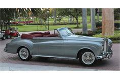 1963 Rolls-Royce Silver Cloud III HJ Mulliner Convertible | 1616540 | Photo 3 Full Size