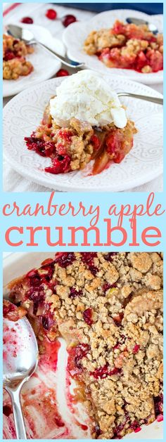 cranberry-apple-crumble