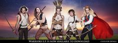 """CoCo And The Butterfields new single """"Warriors"""""""