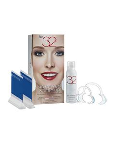 Sno32 Advanced Whitening for your teeth without hydrogen peroxide by 32 Oral Care at Neiman Marcus.