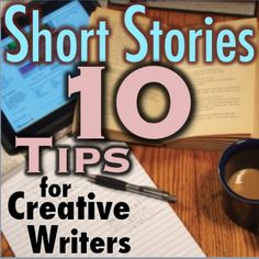 Writing short stories means beginning as close to the conclusion as possible, and grabbing the reader in the very first moments. Conserve characters and scenes, typically by focusing on just one conflict. Drive towards a sudden, unexpected revelation. By Kathy Kennedy and Dennis G. Jerz Creative Writing