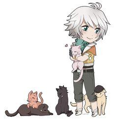 FFXIII: Kitty L'Cie by Rueme.deviantart.com