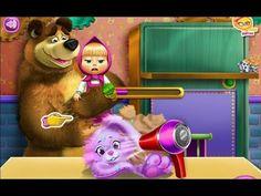 Masha & Bear Toys Disaster - Game Tutorial