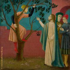 Bradi-Barth - AE-140 Religious Icons, Religious Art, La Madone, Life Of Christ, Bible Pictures, Jesus Lives, Sacred Art, Bible Art, Christian Art