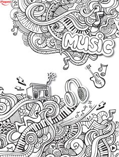 Love this music doodle