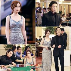 """Fated to Love You"": Jang Nara Sparkles With Jang Hyuk (UPDATE: Choi Jin Hyuk In The Confessional) 