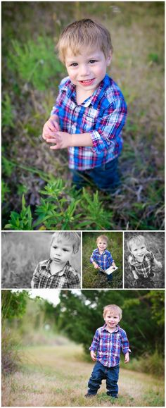 18 Month Old Portraits. Toddler in a field. Baby Pictures in the Summer. {18 Months Old} {18 Months} {wichita childrens photography} {wichita family photographer} {family photographer} Erin Kata Photography