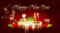 Beautiful Greeting Cards for Happy New Year 2017