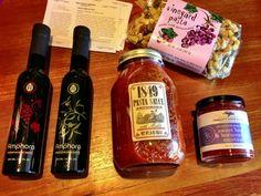 September Taste Trunk Review: Gourmet Subscription Box - http://mommysplurge.com/subscription-box-review/september-taste-trunk-review-gourmet-subscription-box/
