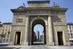 Fay City Diaries' first destination: Porta Garibaldi. http://www.fay.com/it/city-diaries/milano