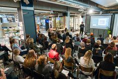 Co-laboratory 27 november bij Broeinest Rotterdam #retail #trends #technologie #inspiratie #colaboratory Lancering derde en vernieuwde druk van #Prikkeldekoopknop Rotterdam, November, Technology, November Born