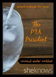 INGREDIENTS: 7 ounces fresh and natural #coconutwater, 1 ounce white rum, Simple syrup or sugar (to taste), optional coconut pulp. DIRECTIONS: In a glass, mix together the coconut water, rum and simple syrup. Add some ice and the coconut pulp, if using. Serves 1. #cocktail #recipe