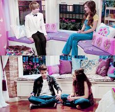 Farkle and Riley. <3