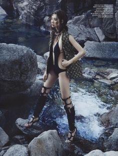 awesome Vogue Coréia Julho 2013   Stefani por Tae Woo   [Editorial]
