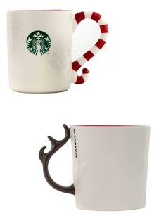 Estas originales tazas de Starbucks son perfectas para regalar y compartir un bebida caliente (12,90 euros)