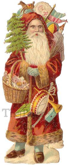 1880s Santa Claus