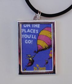 High School Graduation Gift Idea:  Put it on a keychain for the guys!