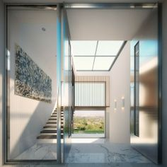 Architectural Rendering | Architectural visualization of a luxury house in Palos Verdes, Los Angeles