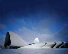 Zaha Hadid Architects - Heydar Aliyev Center