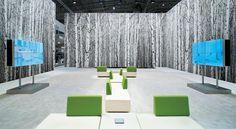 EXHIBITOR magazine - Article: 24th Annual Exhibit Design Awards: into the Woods, May 2010