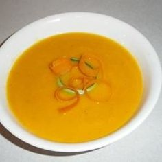 Carrot and Ginger Soup - Allrecipes.com