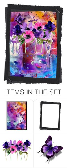 """""""For Elle"""" by lovetodrinktea ❤ liked on Polyvore featuring art"""