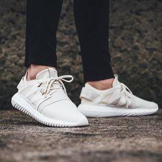 cozy fresh dc6c0 dbf4e  hypefeet   adidasoriginals Tubular Viral W Core White Photo   titoloshop  by hypebeast