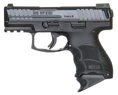 Heckler & Koch VP9 SK Subcompact 9mm Pistol with Night Sights and Three Magazines 700009KLE-A5 - Hyatt Gun Store