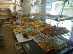 """Biscottificcio Innocenti: family run for over 100 years...the best Brutti ma Buone"""" cookies"""