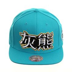 d8baa412f Mitchell   Ness Chinese New Years Memphis Grizzlies Snapback - Teal · Memphis  GrizzliesCaps ...
