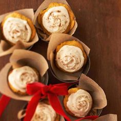 Melt-in-Your-Mouth Pumpkin Cookies. More pumpkin recipes: http://www.midwestliving.com/food/holiday/28-pumpkin-recipes-we-absolutely-love/