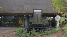 Van Wassenhove House | 1972 |  Sint-Martens-Latem, Bélgica |  JULIAAN LAMPENS
