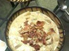 Irish Potato Soup, Irish Potatoes, Irish Recipes, Soup Recipes, Cooking Recipes, Irish Meals, Cooking Tips, Canadian Food