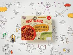 Morrisons Just for Kids on Packaging of the World - Creative Package Design Gallery