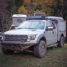 Ford Raptor based Expedition Vehicle