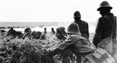 Romanian troops at Don Front, Stalingard, Fall 1942