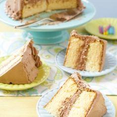 Flour Bakery's Yellow Birthday Cake Recipe | The Daily Meal