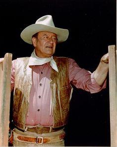 The Duke John Wayne