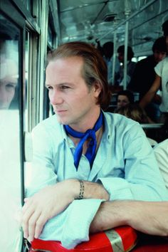 "William Hurt in ""Kiss Of The Spider Woman"" Best Actor Oscar 1985 New Wave Cinema, Best Actor Oscar, William Hurt, Eleanor Rigby, Best Supporting Actor, Oscar Winners, Love Hurts, Independent Films, Michael Fassbender"