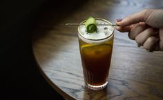 rustic pimms cup