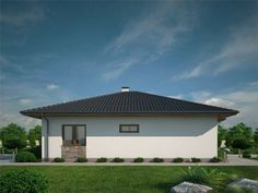 pohled domu Lucie 26 Design Case, Gazebo, Outdoor Structures, House, Houses, Bonito, Kiosk, Home, Pavilion
